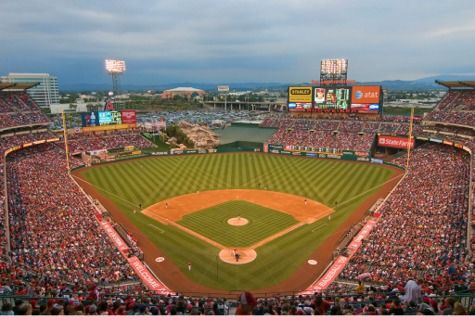 2013 Baseball Road Trip Guide Ballparks Of Baseball Angel Stadium Stadium Baseball Park