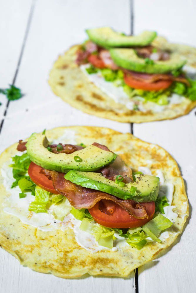 low carb diet breakfast burritos