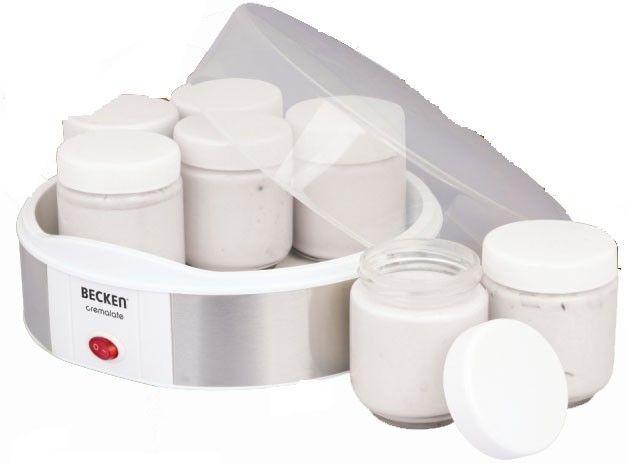 Iogurteira Inox BECKEN Cremalate