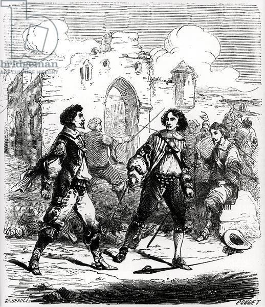 Imagini pentru 3 musketeers dumas illustrations
