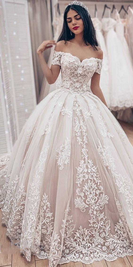 Ball Gown Wedding Dress Vestidos De Novia Vestidos De Novia Juveniles Vestidos De Novia Disney