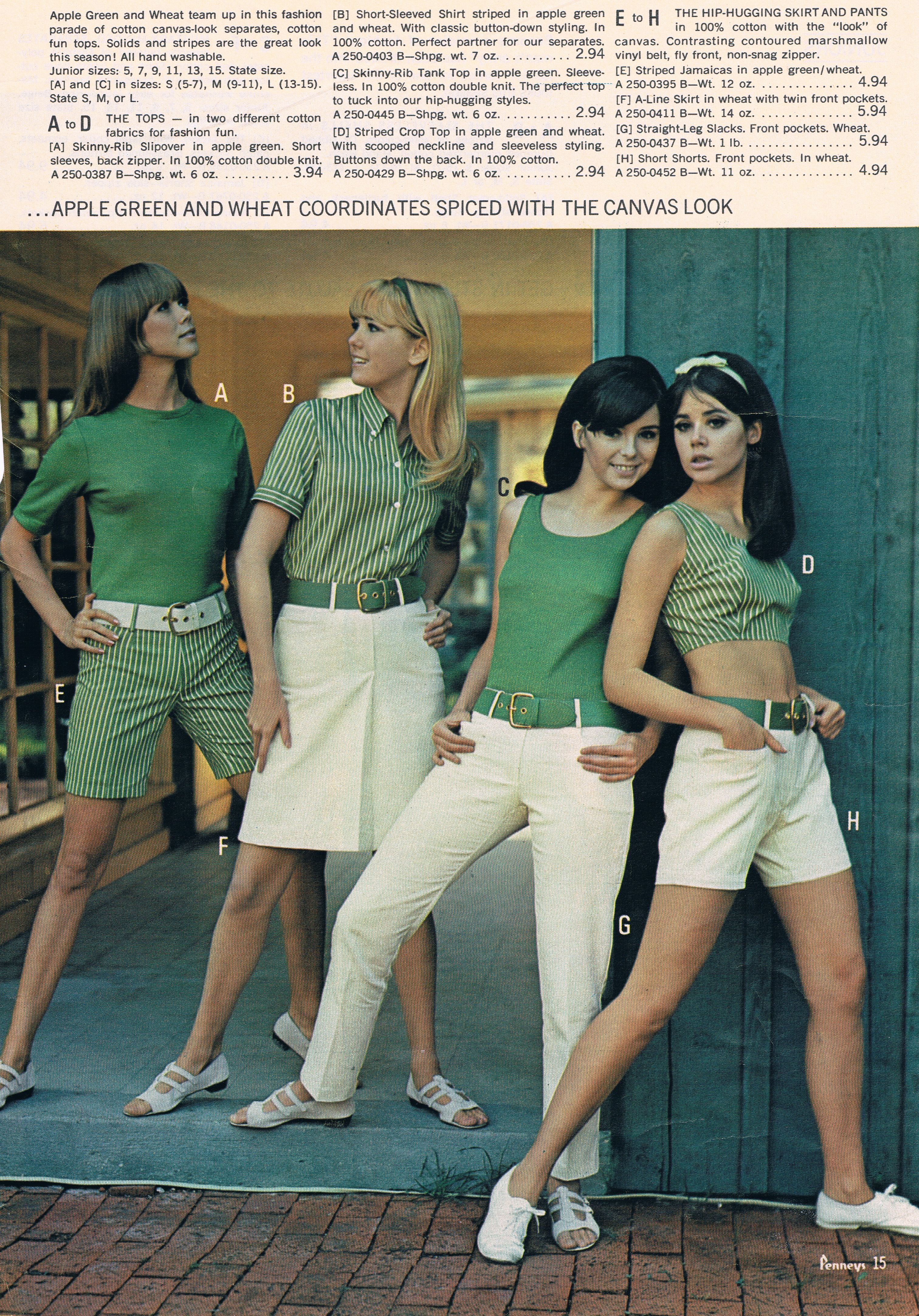 Penneys catalog 60s | Through the Years Vintage | Fashion ...