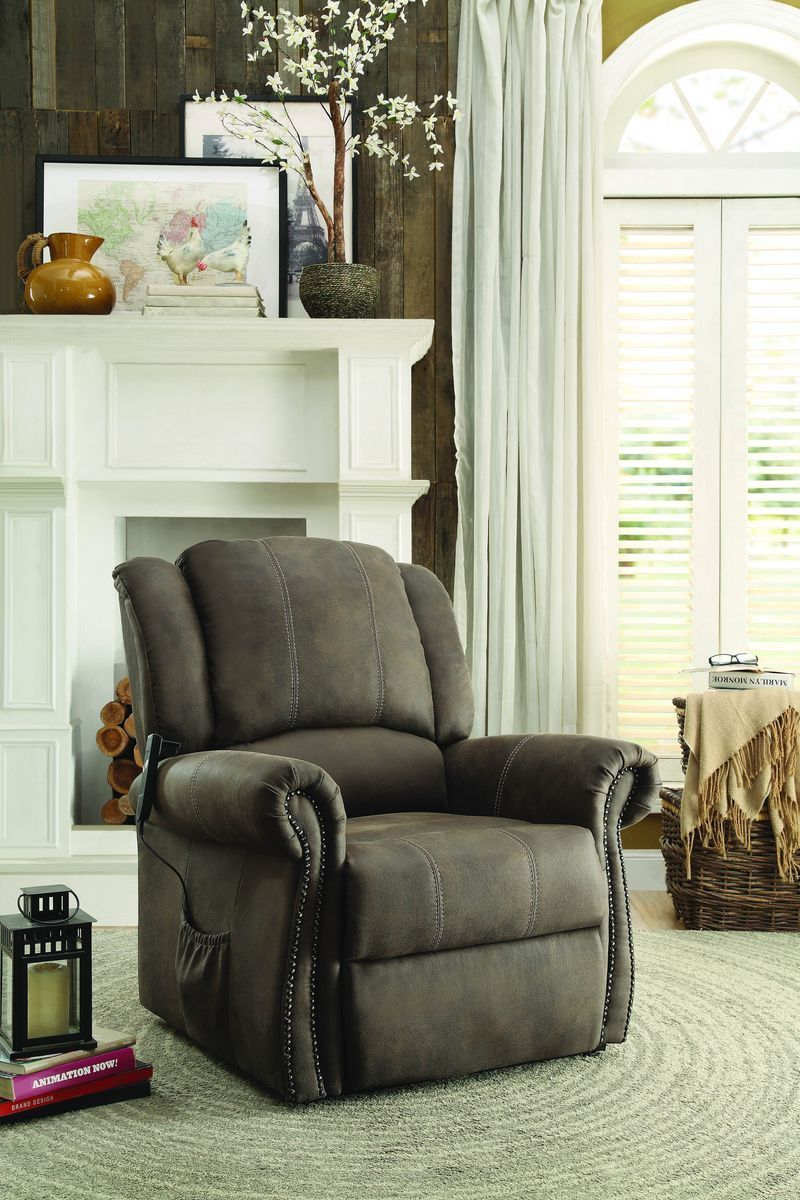 Iola collection power lift recliner chair dbrlt reclining