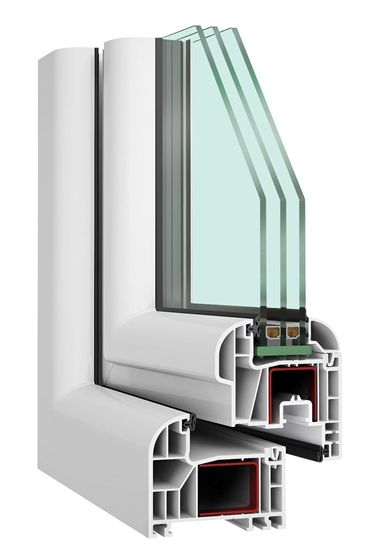 Kunstofffenster Febotherm Round 80 Profil Fensterprofile Fenster Design