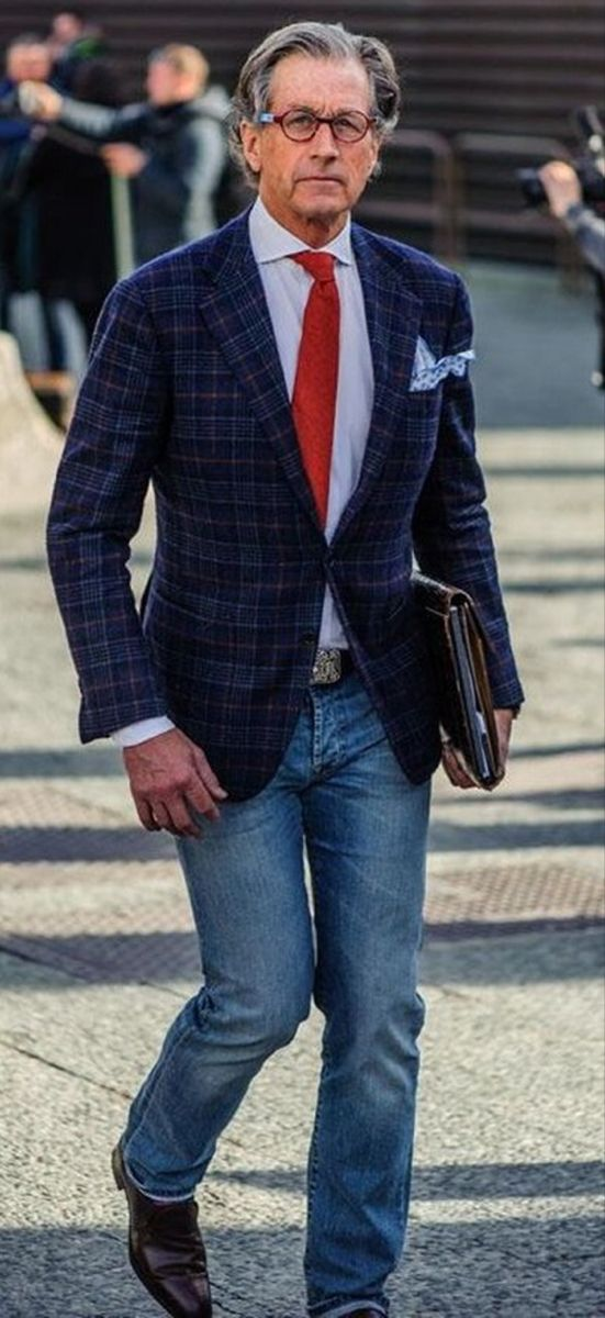 40 Average Men's Casual Outfits for Men over 50 - Page 3 of 3