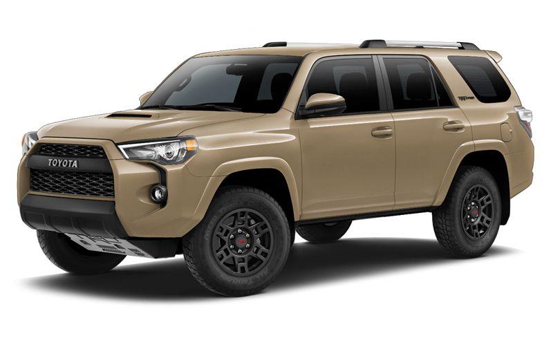 Toyota 4Runner | $35 45 | 17 21 Mpg | 2 Rows