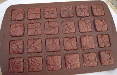 Brownie Bites, from Sara