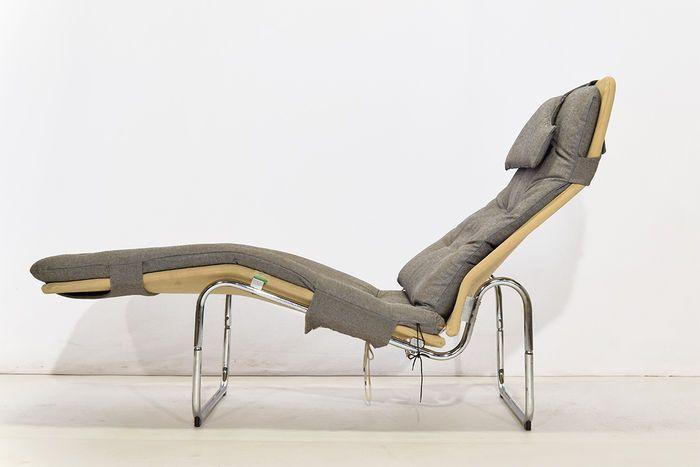 Christer Blomquist Voor Ikea   U0027Krokenu0027 Lounge Chair