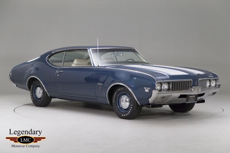 1969 Oldsmobile Cutlass W31 For Sale All Collector Cars With