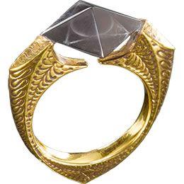 Harry Potter Resurrection Stone Harry Potter Ring Horcrux Ring Harry Potter Jewelry