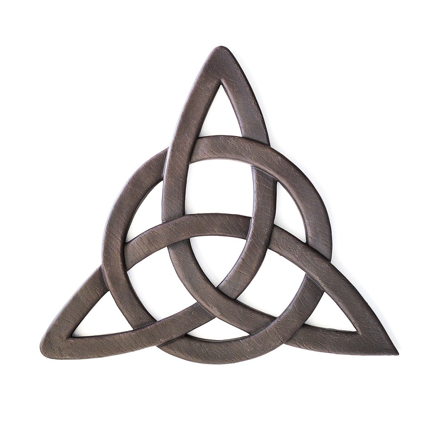 Amazonsmile resin celtic trinity knot wall art for home decoration