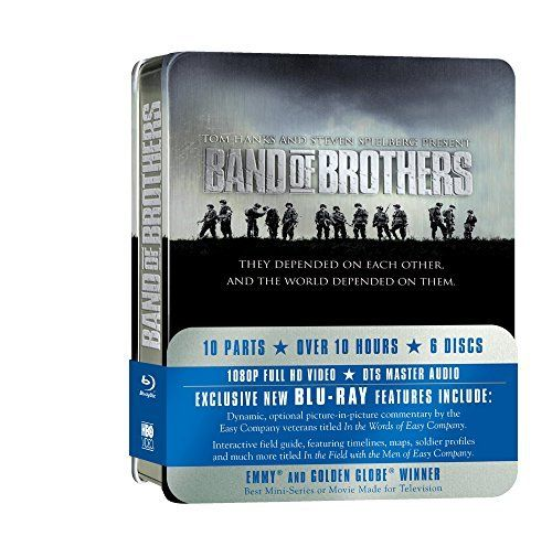 Band of Brothers [Blu-ray], http://www.amazon.ca/dp/B00129H7VS/ref=cm_sw_r_pi_awdl_qV9Bub0F337JE