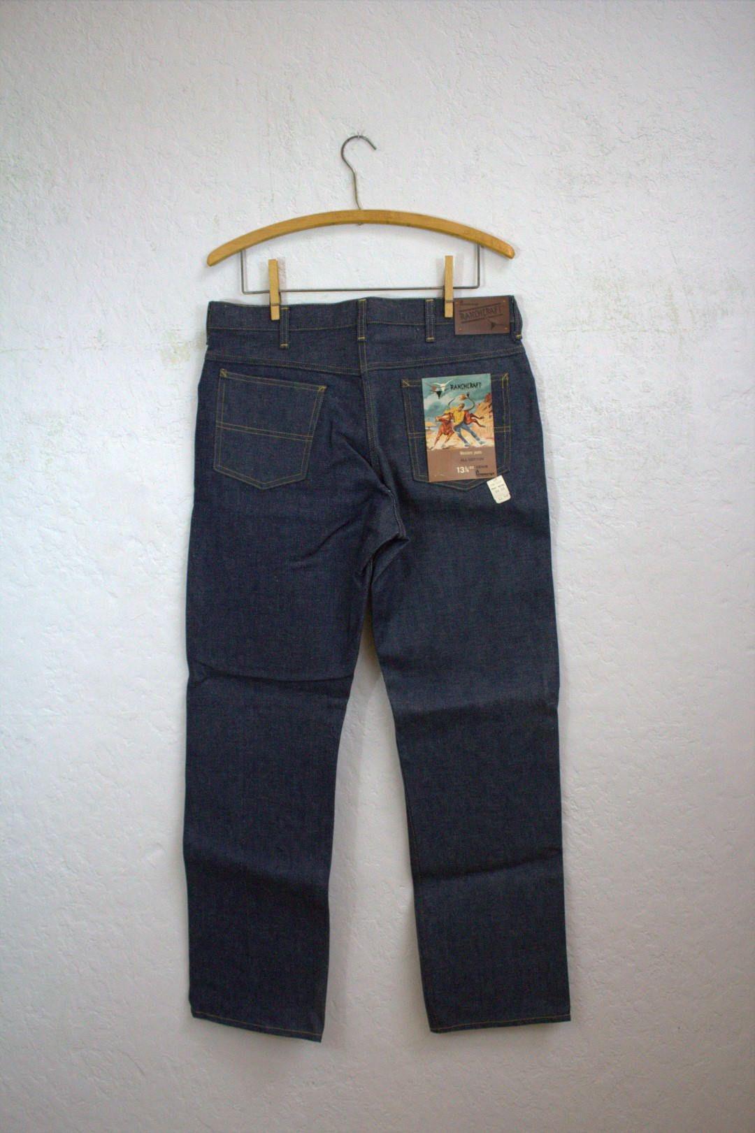 Montgomery Ward Straight Leg Jeans 28 x 32