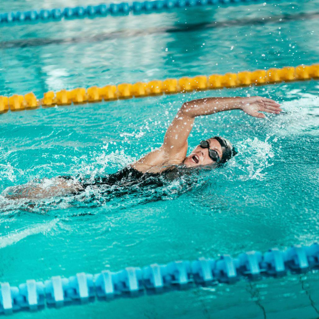 How to Reduce Body Mass Open water swimming, Swim