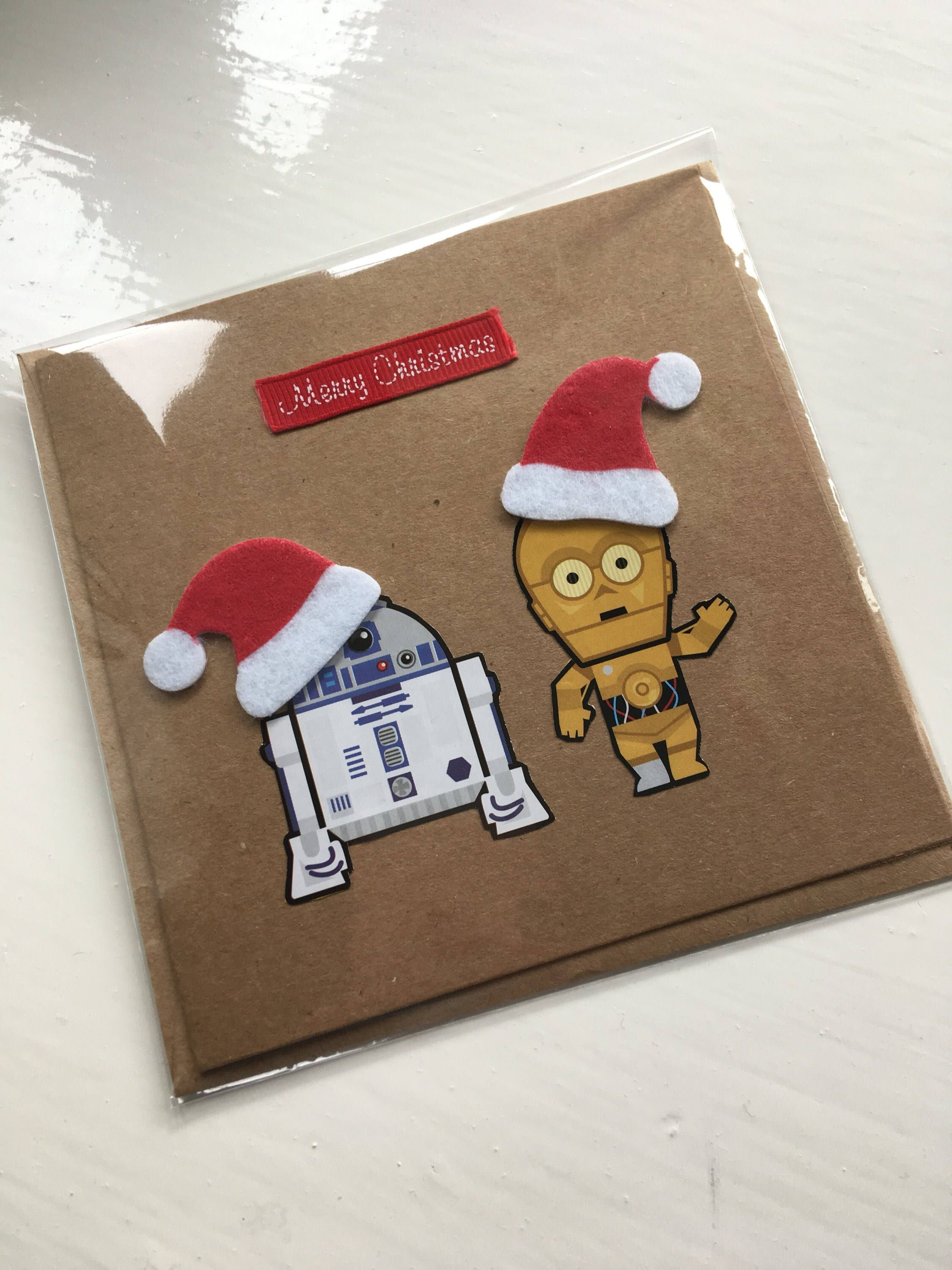 A Personal Favourite From My Etsy Shop Https Www Etsy Com Uk Listing 556475945 Handmade Christmas Cards To Make Christmas Card Crafts Homemade Birthday Cards
