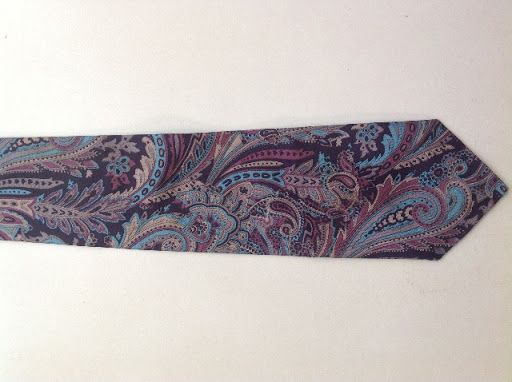 Hi,  you are purchasing a  Pre-Loved Dazur Purple & Blue Paisley tie  Pickup Clayfield or Brisbane King George Square.   Check out our other items. Will combine postage.  Buy Now before you miss out.  Thanks for looking.