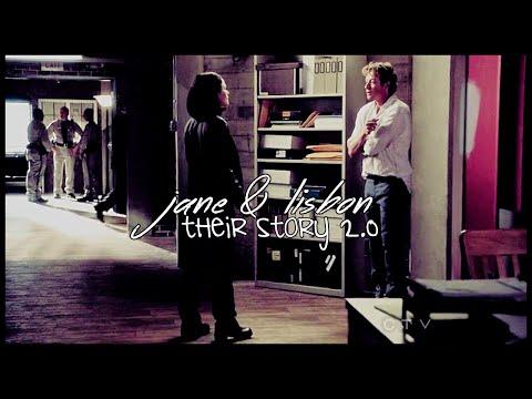 A HISTORIA DELES!! - jane & lisbon || their story [season 1-7] - YouTube