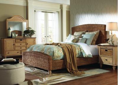 badcock - hamptons queen bedroom | bring on the beach style