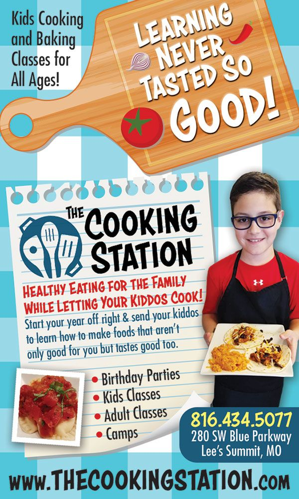 We Have So Much Fun To Offer At The Cooking Station Kids Classes Parties Camps And More A Hands On Experience In Lees Summit