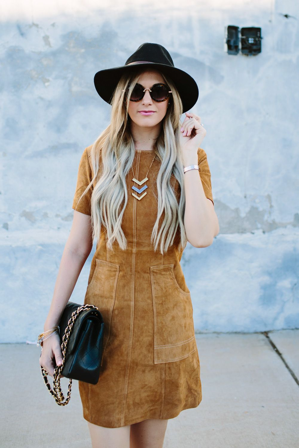 42+ Suede dress outfits ideas in 2021