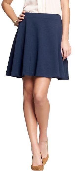 c91c11b148 Old Navy Women's Ponte-Knit Circle Skirts on shopstyle.com | Womens ...