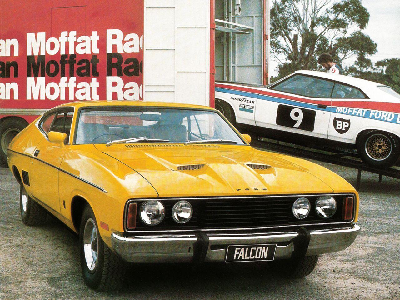 1976 79 ford falcon gs xc hardtop