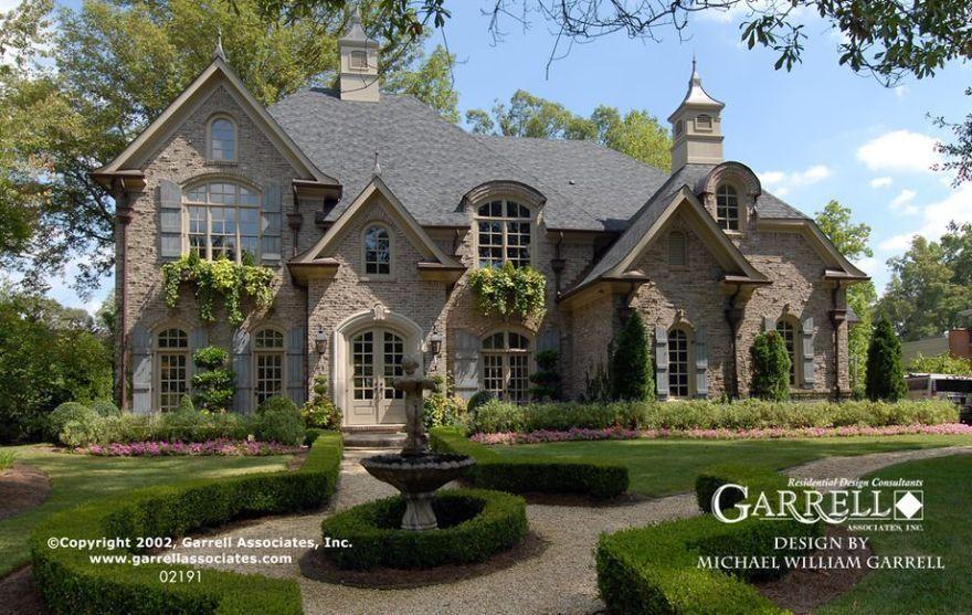 Wonderful European Cottage Exterior Design 10 Luxury House Plans French Country Exterior Cottage Exterior