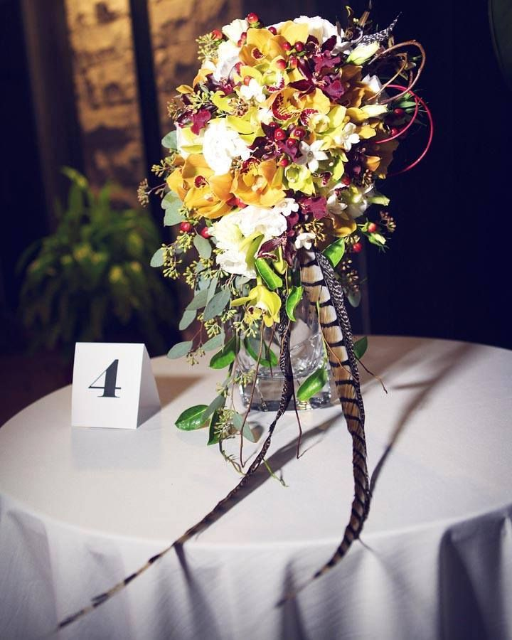 Best Bridal Bouquet Award Winner -Chocolate Lily Floral