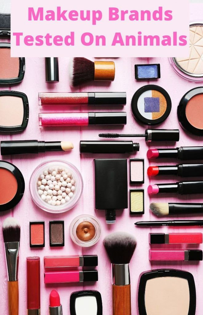 Makeup That's Tested On Animals in 2020 Cruelty free