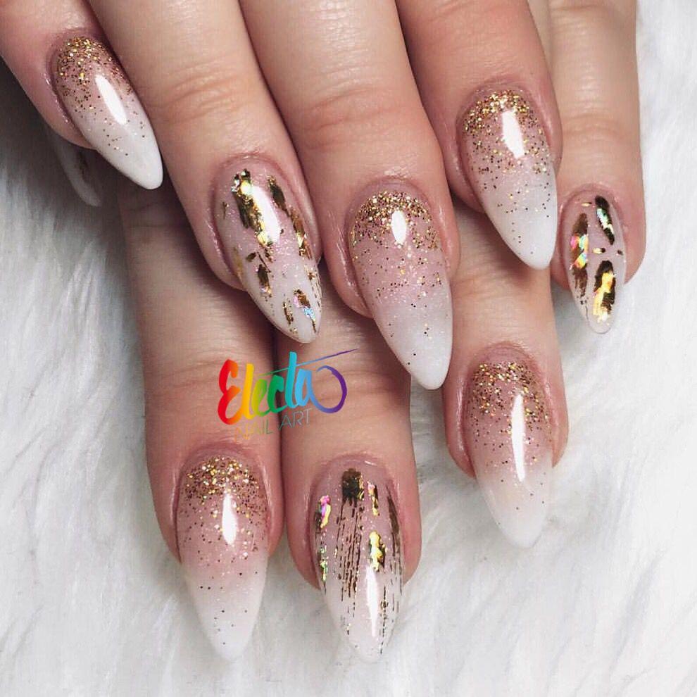 Fresh set for miss @nikkietutorials   ♥ Gel/Acrylic Nails ...