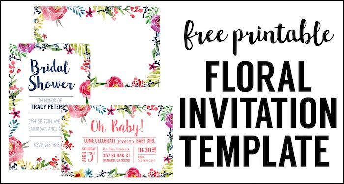 flower party printables free printable decorations free printable