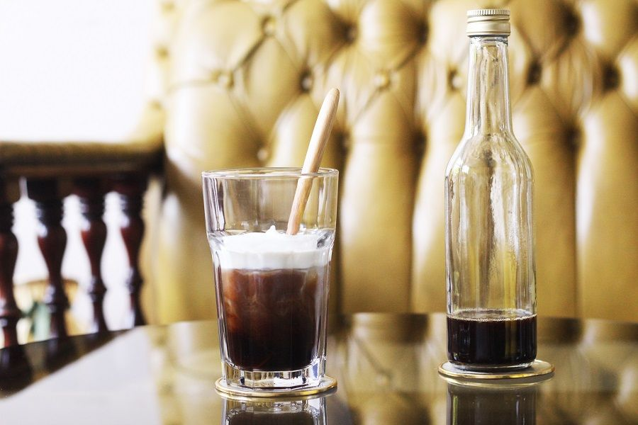 cold brew vs iced coffee caffeine