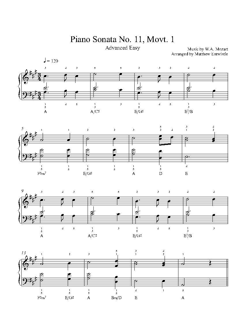 Pin On Playground Advanced Sheet Music