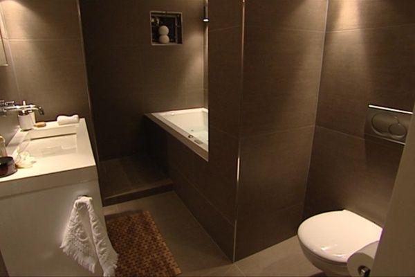Tegelverf voor badkamer | Badkamer | Pinterest