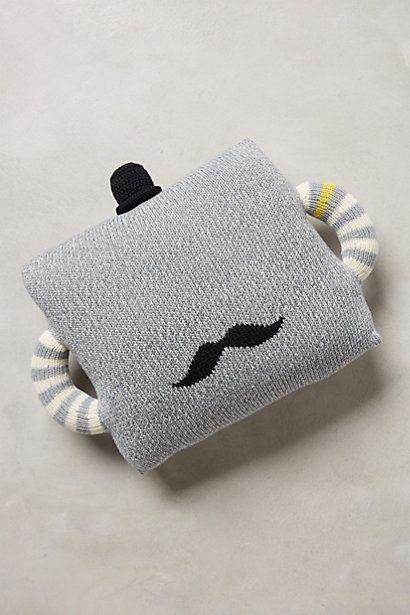 Teardrop Pillow #anthrofave