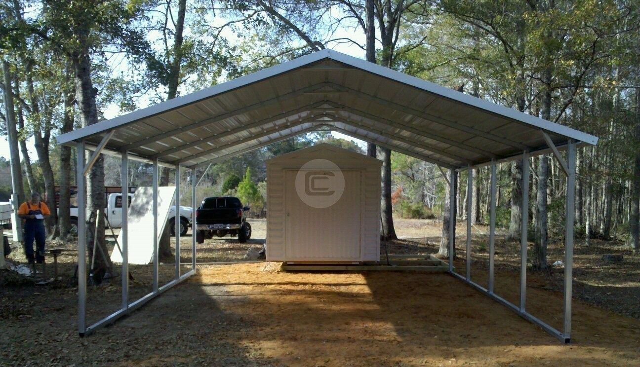 Shop our selection of Carports in the Storage