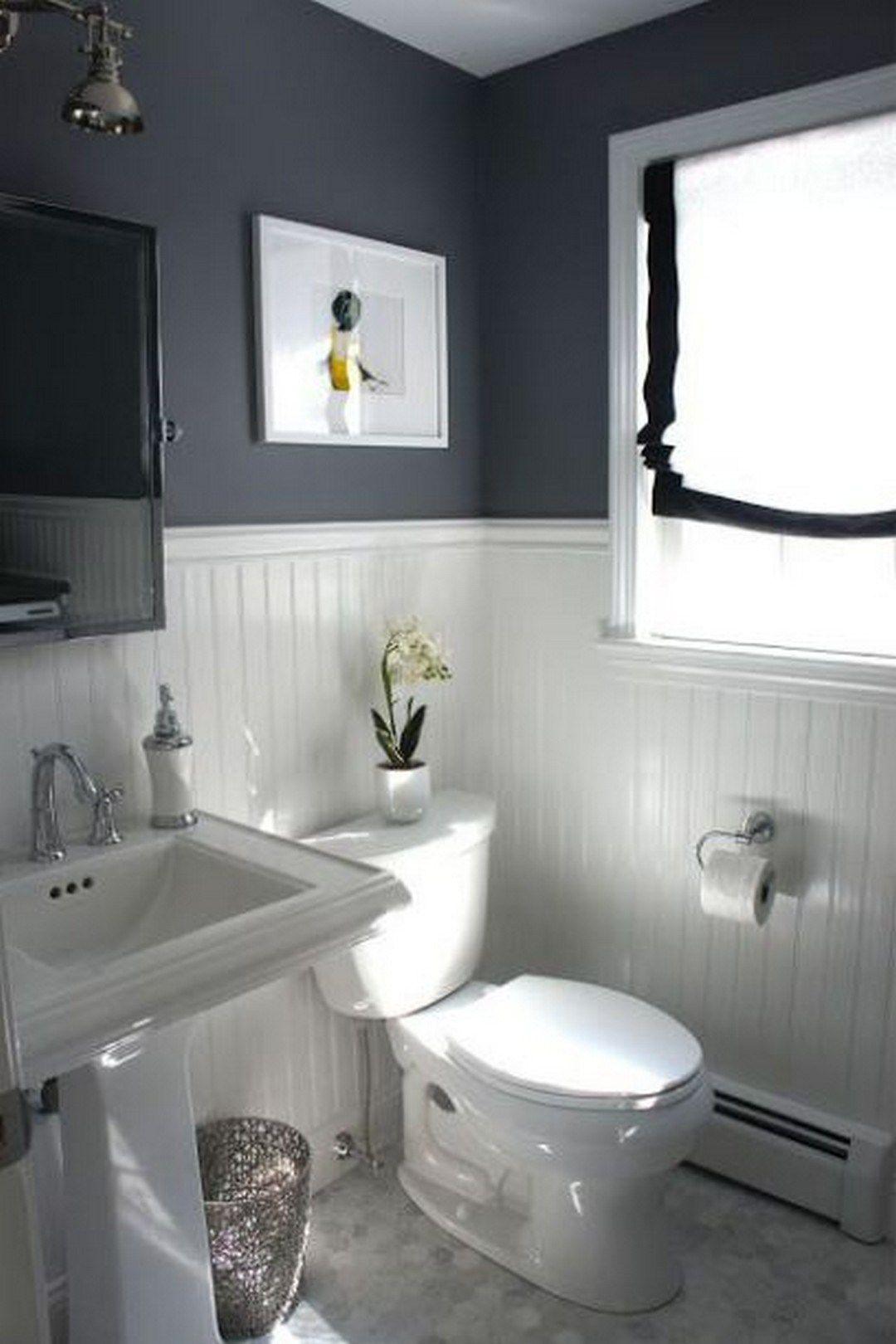 99 Beautiful Urban Farmhouse Master Bathroom Remodel (49) | Bathroom ...