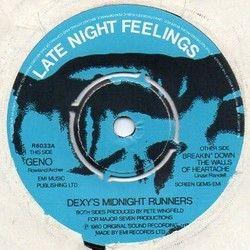 Geno 1980 Music Record Music Instruments Feelings
