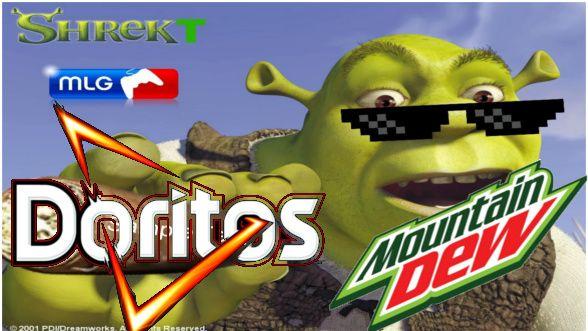 Get Shrekt Shrek Memes Cereal Pops Shrek