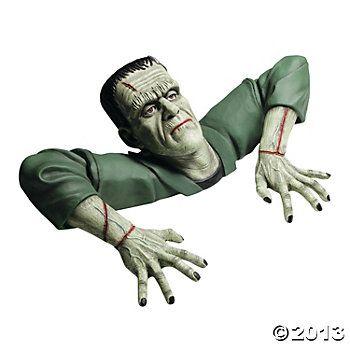 Frankenstein Grave Walker Frankenstein