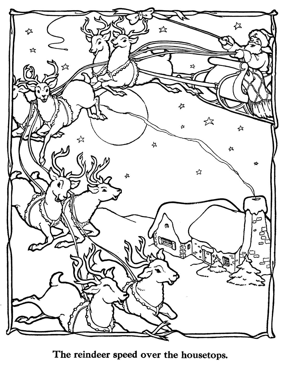 Edeka Nikolaus Ausmalbilder : Merry Christmas Paint Book 18 Addy Leah Pinterest