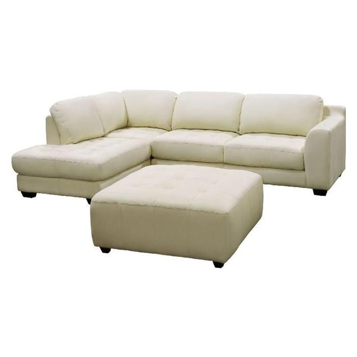Nebraska Furniture Mart – Diamond Sofa Zen 2 Piece Left Facing