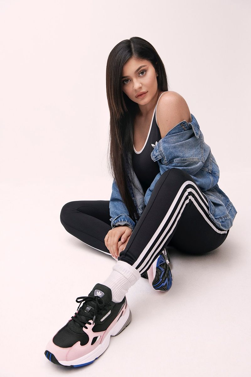 Kylie Jenner Joins Adidas As Latest Brand Ambassador