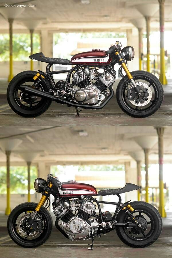 Yamaha Virago Hageman Motorcycles