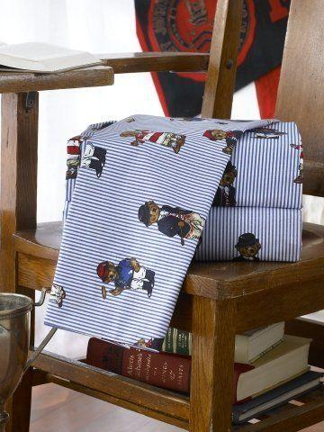 Bear Sheets Ralph Lauren Polo, Polo Bear Bedding Queen