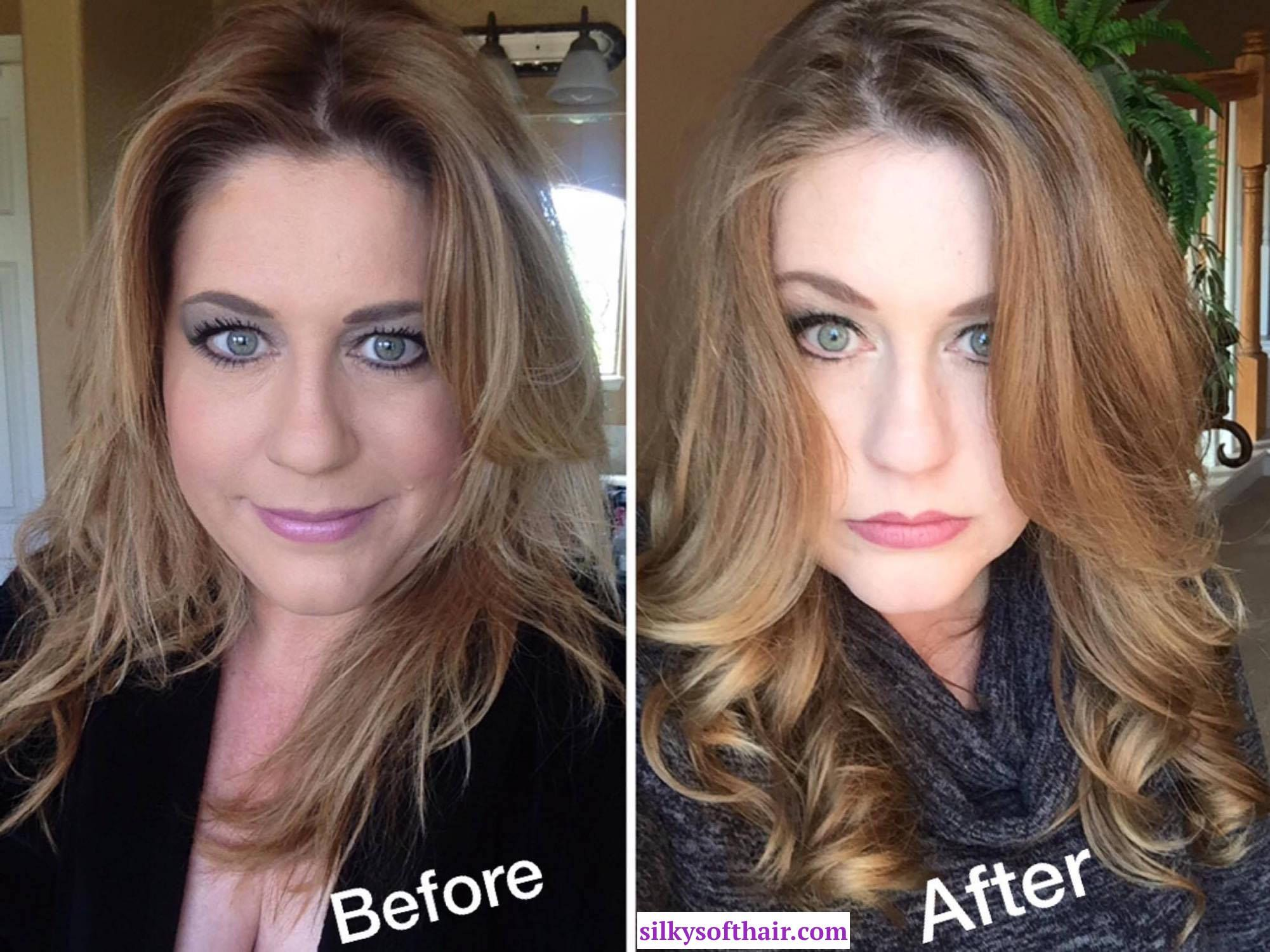 Do you want thicker fuller hair monats volume system