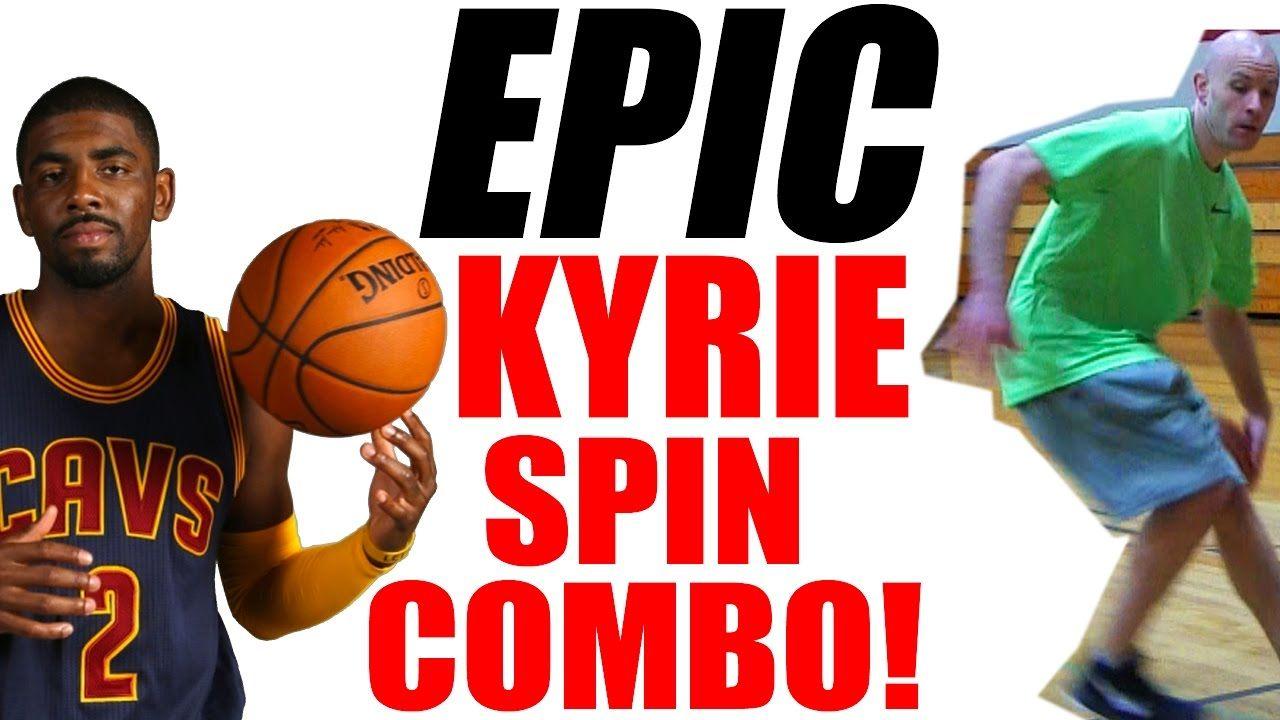 eb1e849c078e EPIC Kyrie Irving Shammgod Spin Move Combo! How To Break Ankles - YouTube