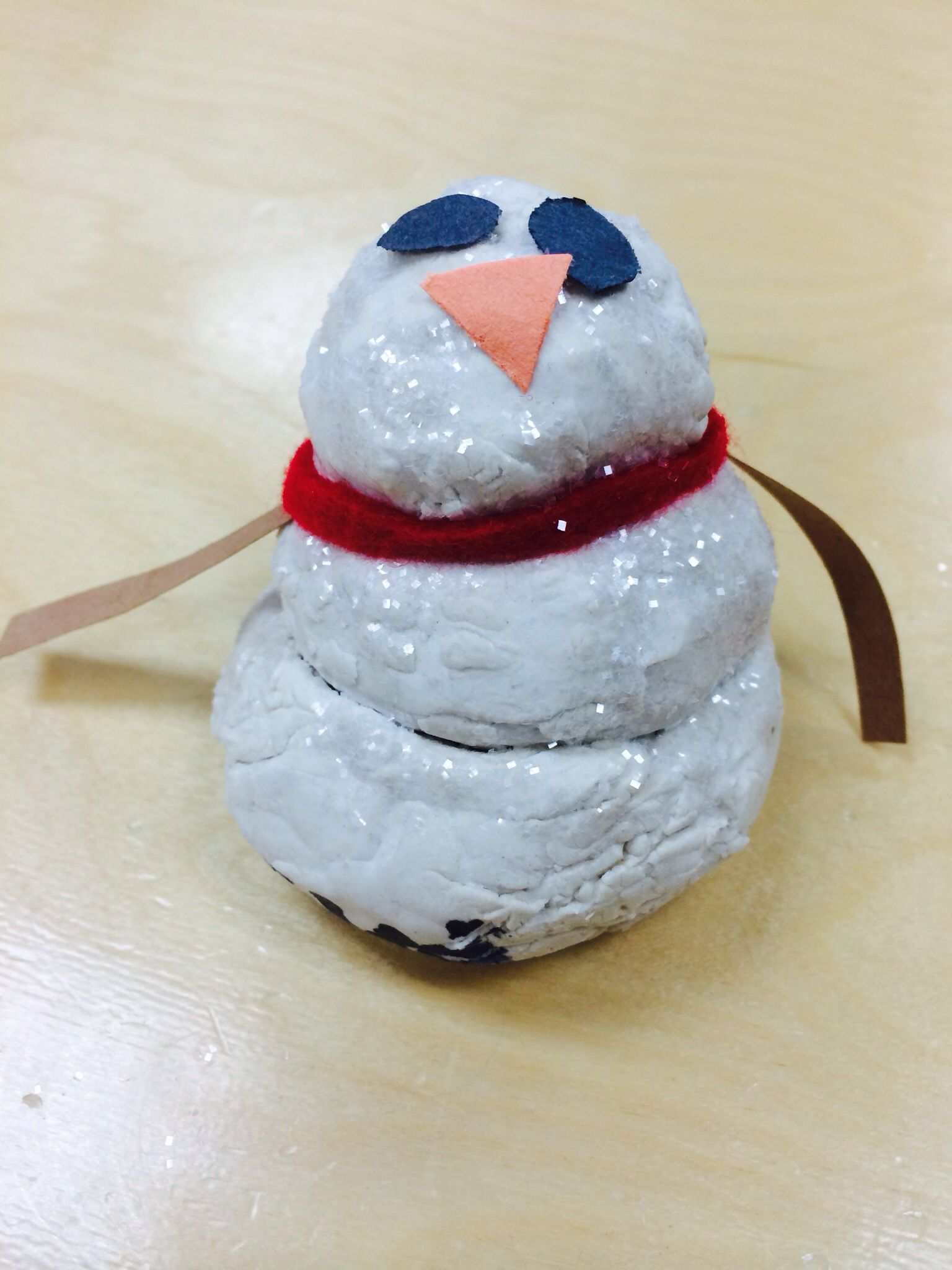 Preschool Snowman Crafts