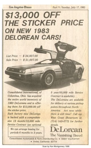 Delorean Amazing Pinterest Cars, Dream cars and Transportation - automobile sales contract