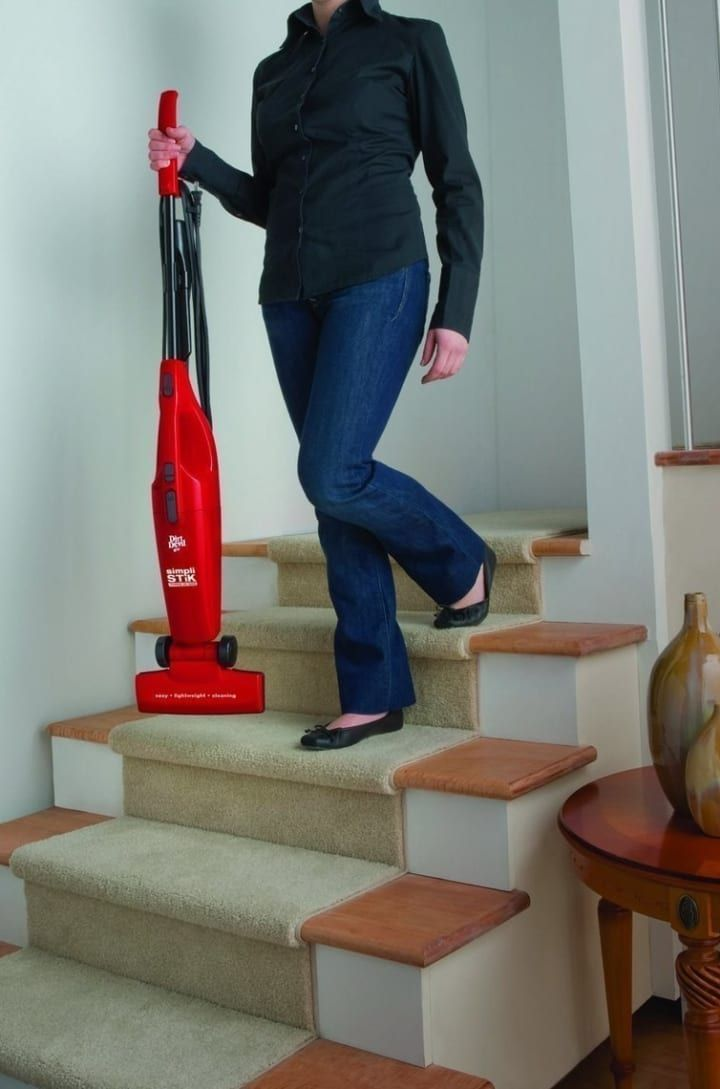 how to clean vacuum filter dirt devil